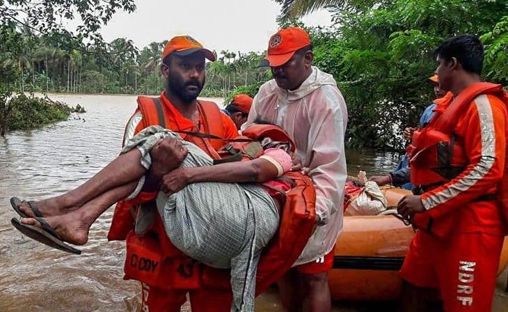 'Worst monsoon in century' leaves 324 dead in Kerala, India
