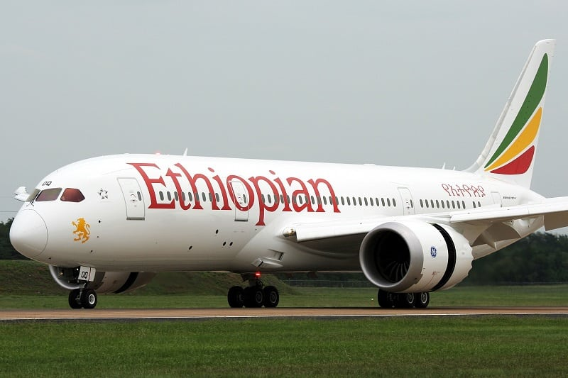 Addis Ababa to Moscow: Now on Ethiopian Airlines