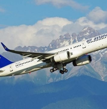 Air Astana reports strong traffic and revenue growth