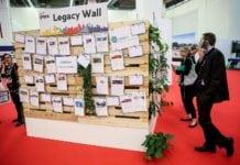 IMAX Legacy Wall