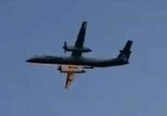 """finest selection 353f4 743b6 Horizon Air plane stolen by """"suicidal male"""" crashes near Seattle airport"""
