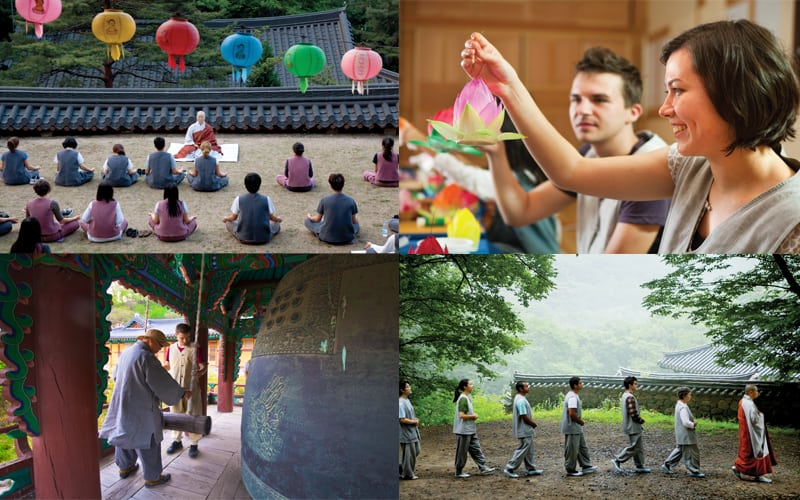 Templestay the latest in Korean tourism