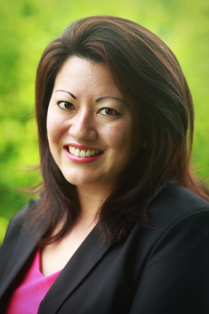 Catherine Cambra of Fairmont Orchid