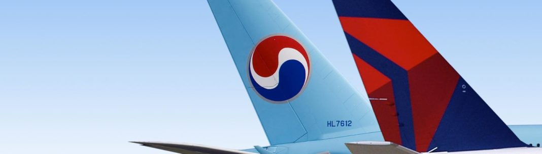 A new era for Delta Airlines and Korean Air: Boston to Seoul an aviation first