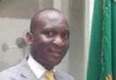 Dr. Ngwira Mabvuto Percy represents Zambia on African Tourism Board