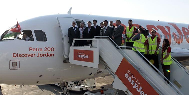 , Jordan Tourism Happy: New London to Aqaba EasyJet nonstop for £41.98, Buzz travel | eTurboNews |Travel News