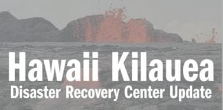 Hawaii Kilauea Disaster Recovery Center Update