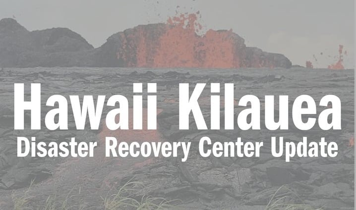 Hawaii Disaster Recovery Center closes due to another disaster threat from Hurricane Lane