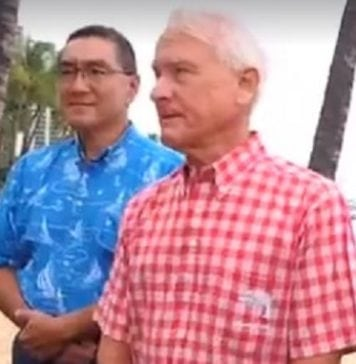 Honolulu Mayor on Hurricane Lane
