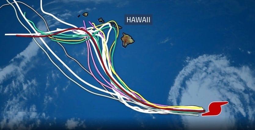 Hawaii in full preparation for Hurricane Lane   Buzz