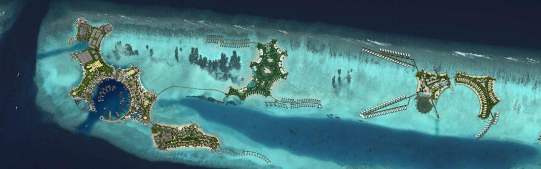 , Largest Integrated Destination in the Maldives: Marina Collaboration at CROSSROADS, Buzz travel | eTurboNews |Travel News