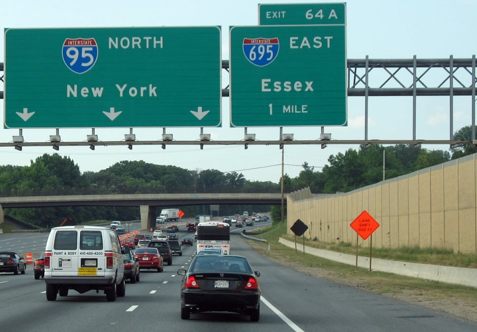 Planning the excellent NYC-bound Labor Day road trip