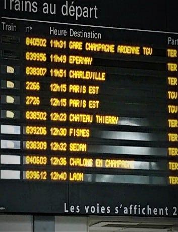 Paris: Take your time