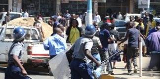 Zimbabwe travel warning - post election violence