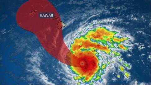What visitors should do with Category 5 Hurricane Lane