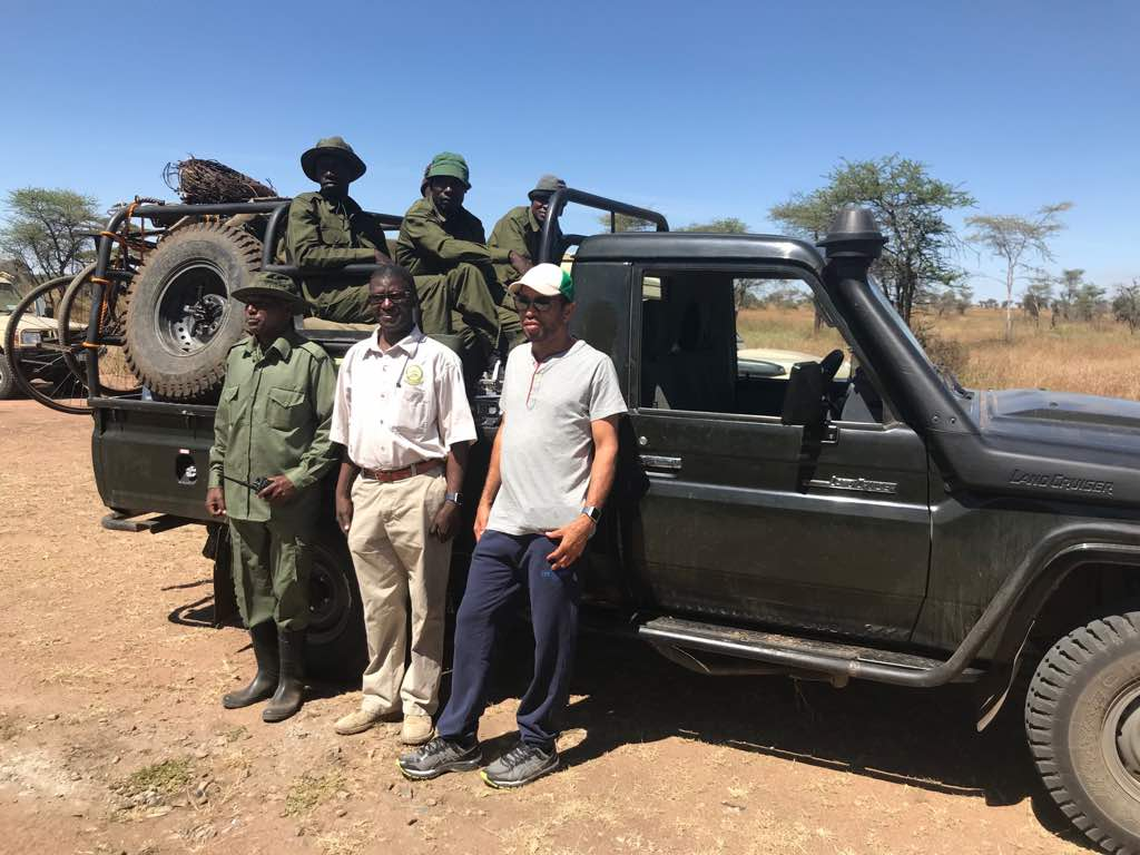 Tanzania tourism stakeholder puts his money where his mouth is and fights poaching