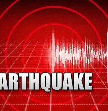 Powerful magnitude 7.8 earthquake strikes Fiji