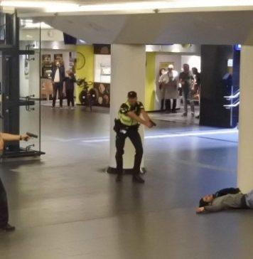 "Stabbing of 2 Americans in Amsterdam a ""terrorist attack"""