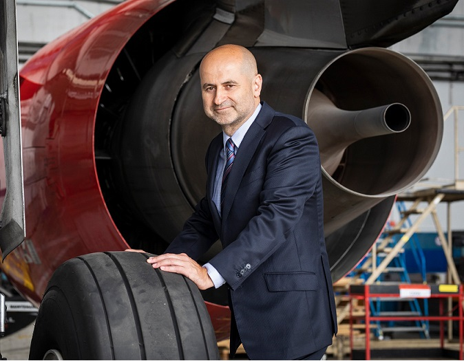 Vice-Chairman, Czech Airlines Technics names new Vice-Chairman of the Board of Directors, Buzz travel | eTurboNews |Travel News