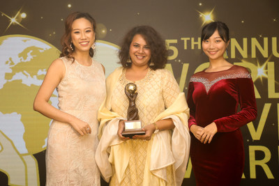 , Deccan Odyssey Titled Asia's Leading Luxury Train for the 5th Time in Row, Buzz travel | eTurboNews |Travel News