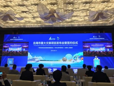 Beihai in China has major plans for tourism