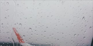 Bad travel weather and the ultimate vacation