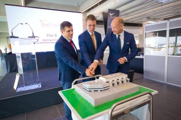 Budapest Airport, Budapest Airport expands infrastructure, Buzz travel | eTurboNews |Travel News