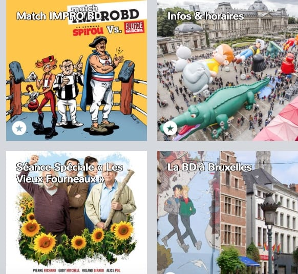 Brussels Comic Strip Festival: More than 100,000 visitors