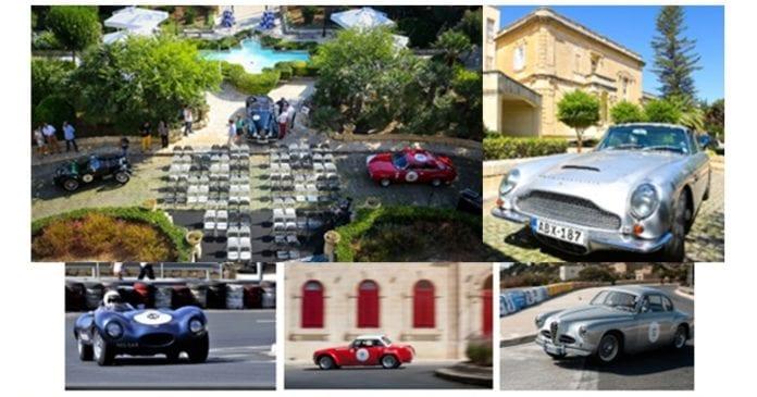 Corinthia Palace Hotel sponosors Malta Classic