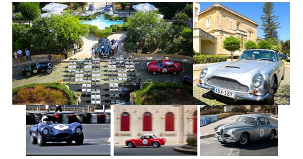 Malta Classic, Corinthia Palace Hotel & Spa, Malta, revs up for Malta Classic, Buzz travel | eTurboNews |Travel News