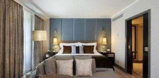 Corinthia new deluxe bedroom