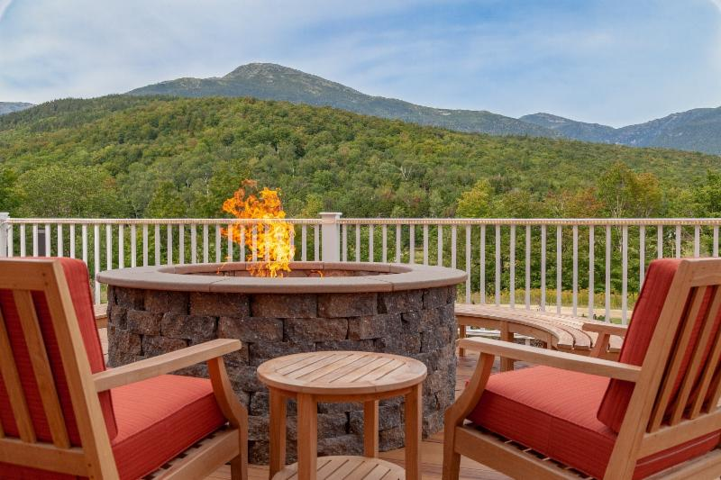 Hotel Opening: The Glen House at Mt. Washington, New Hampshire
