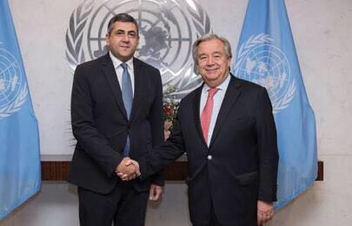 UN Secretary General has a message to the world on World Tourism Day
