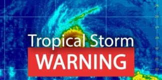 Hawaii Tropical Storm Olivia