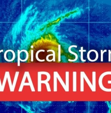 Hawaii Tropical Storm Olivia