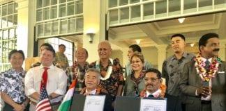 Hawaii and Goa