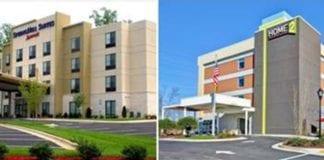 Hilton and Marriott