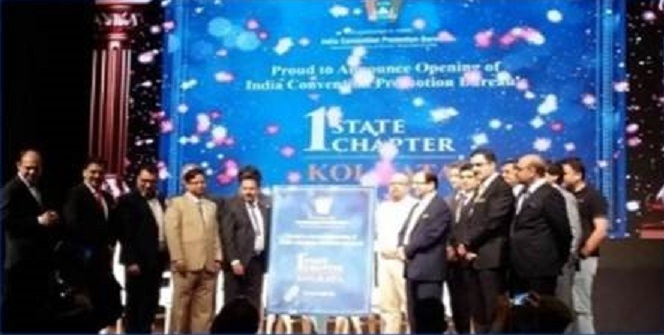 India Convention Promotion Bureau Opens First State Chapter Travel
