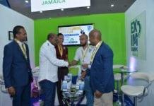 Jamaica Tourism event