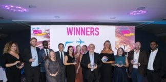 Jamaica Tourist Board awards winners