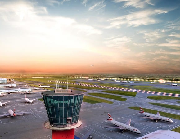 Statutory consultation on Heathrow Airport expansion