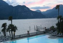 Lake Como, Bellagio Grand Hotel Villa Serbelloni - Photo © E. Lang