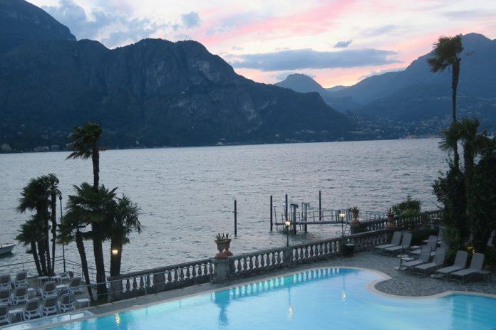 Lake Como, Bellagio Grand Hotel Villa Serbelloni - Photo © E. Lang