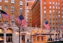 Mayflower Hotel, The Grande Dame of Washington