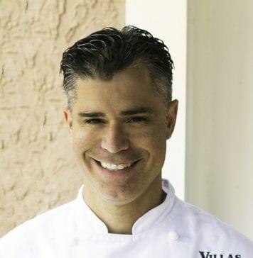 Robert Gioia Executive Chef, Villas of Grand Cypress