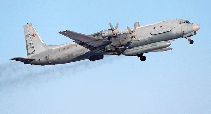 Syrians shot missiles that took out Russian military plane