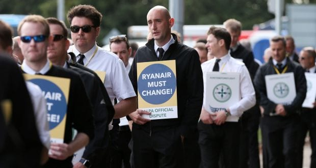 Ryanair pilots: Unionization more chaotic and unpredictable than ever