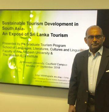 Sustainable Tourism Development seminar