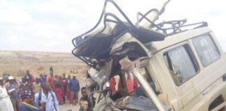 Tanzania tourist accident