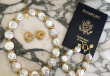Travel Jewelry by Susan Shaw